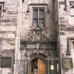 Magdalen Chapel, Edinburgh, Scotland: Stained Glass Windows