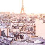 Printemps Café: where to see sunset in paris, France (the very best spots)