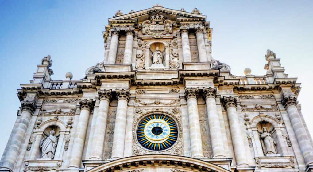 saint paul saint louis church