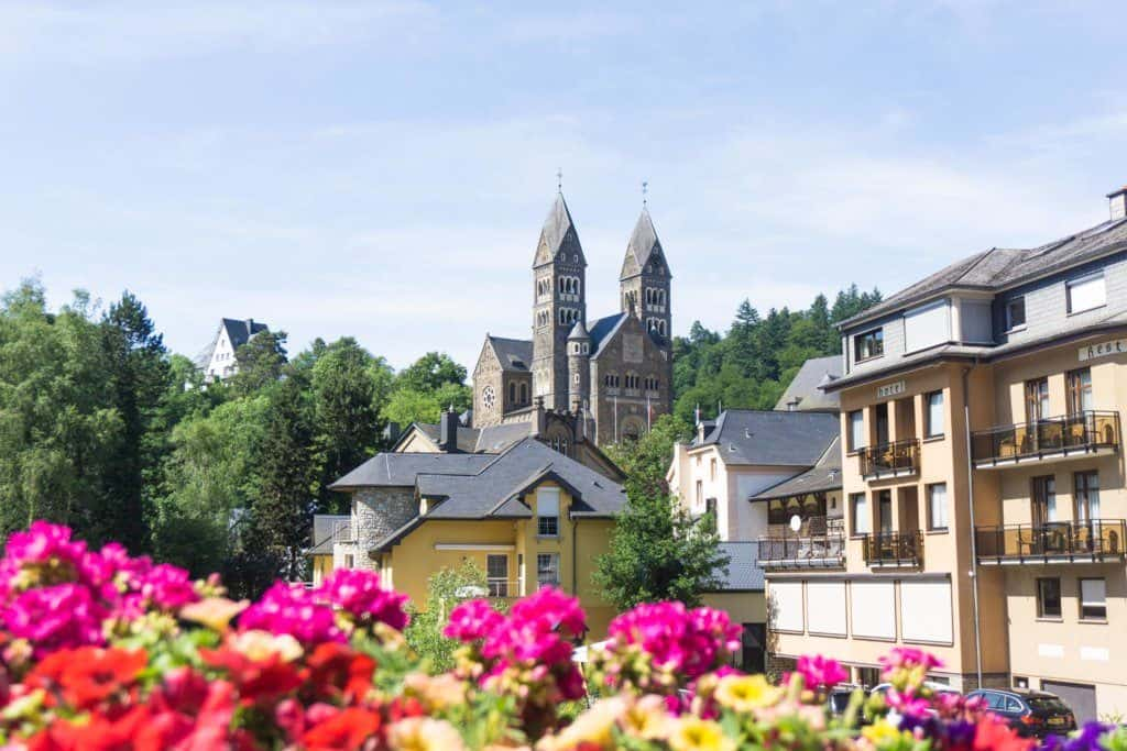 How to spend three days in Luxembourg, an itinerary: Clervaux town