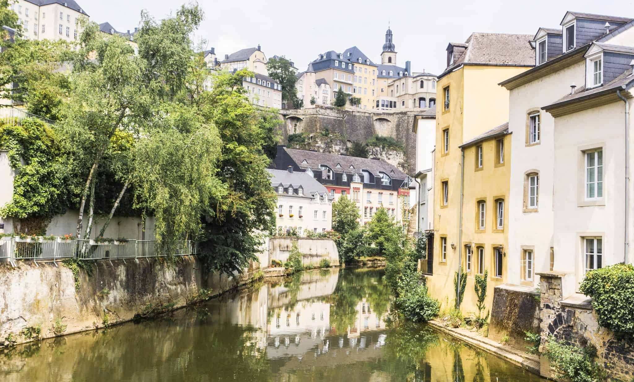 How to spend three days in Luxembourg, an itinerary: grund