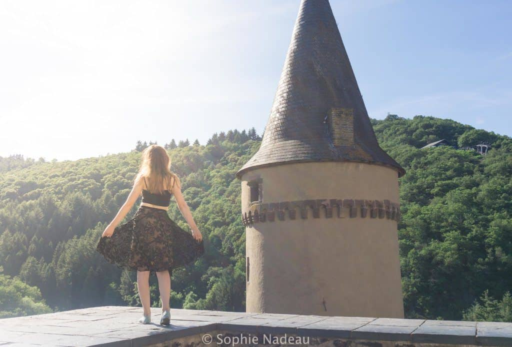 Guide to Vianden, Luxembourg: Things to do and what to see and visit: castle