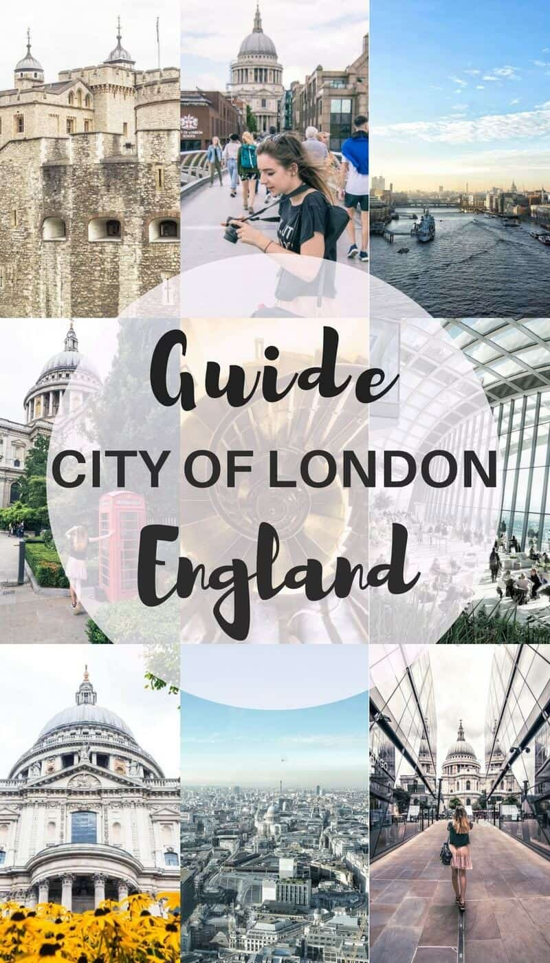 City of London Neighbourhood Guide, London, England- Things to do near St Paul's Cathedral