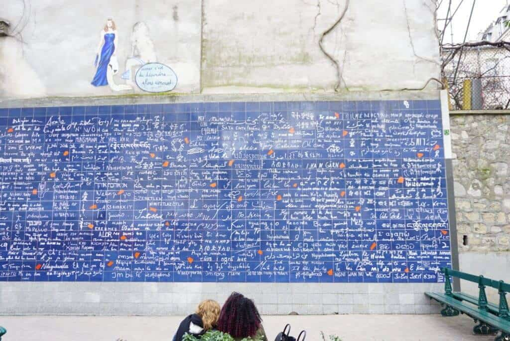 le Mur des JeT'aime