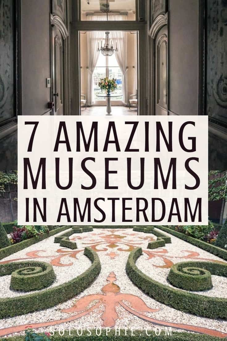Your ultimate guide to the best museums in Amsterdam. Small, quirky, and unusual things to do in Amsterdam, The Netherlands (Cat Museum, Story of Amsterdam, Willet-Holthuysen canal house)