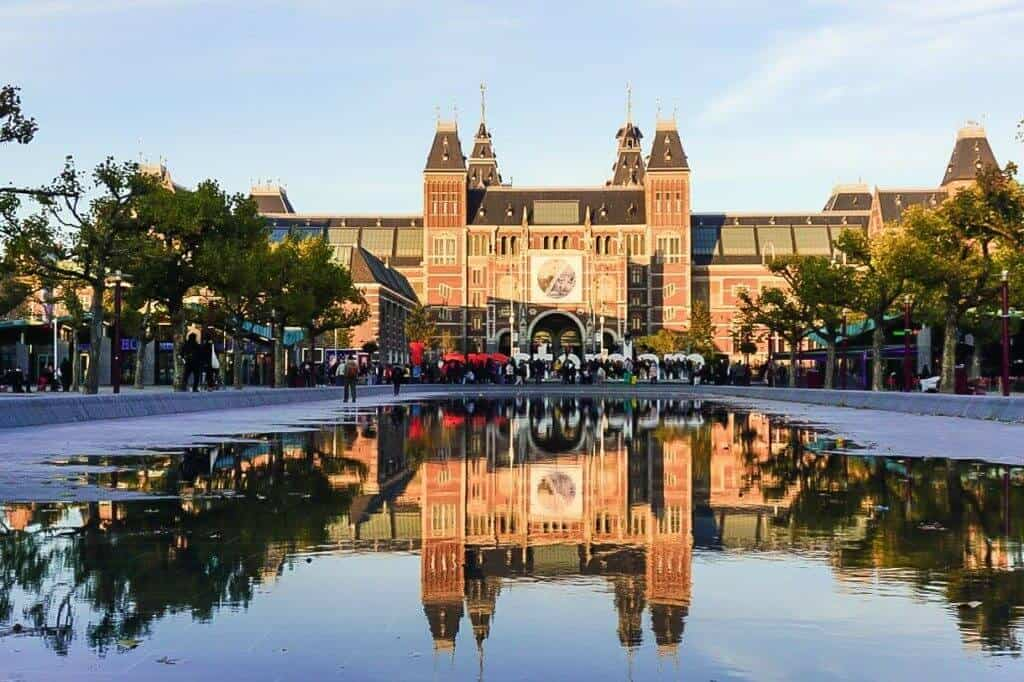 Amsterdam, the Netherlands: Rijksmuseum
