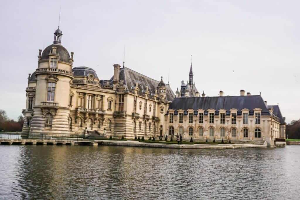 Paris day trip to Chantilly, France