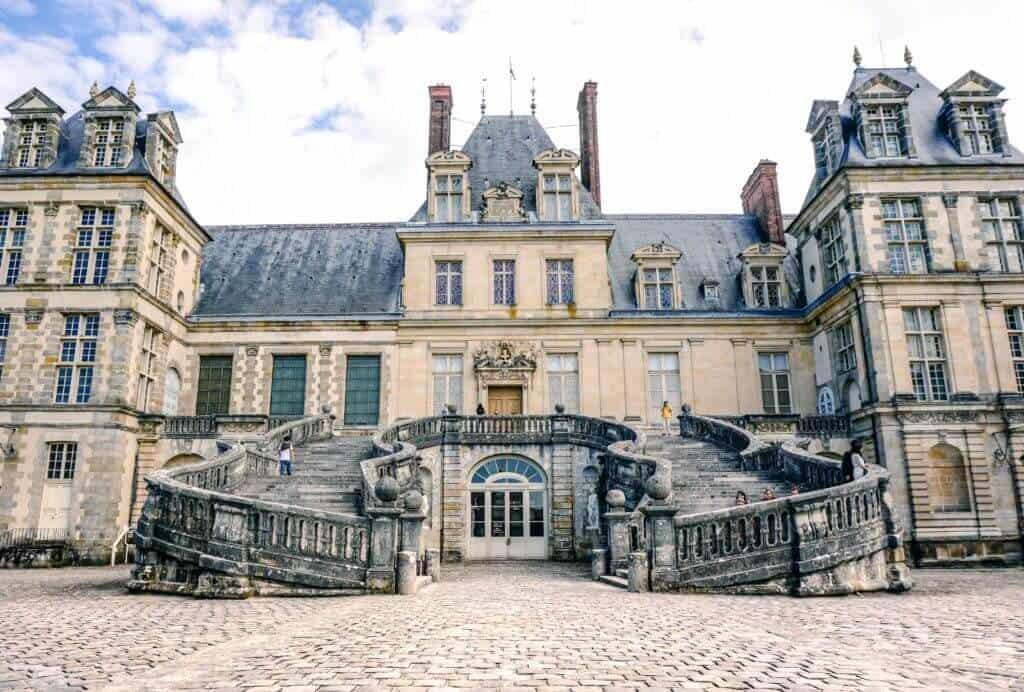 Escape the crowds in Paris: fontainebleau