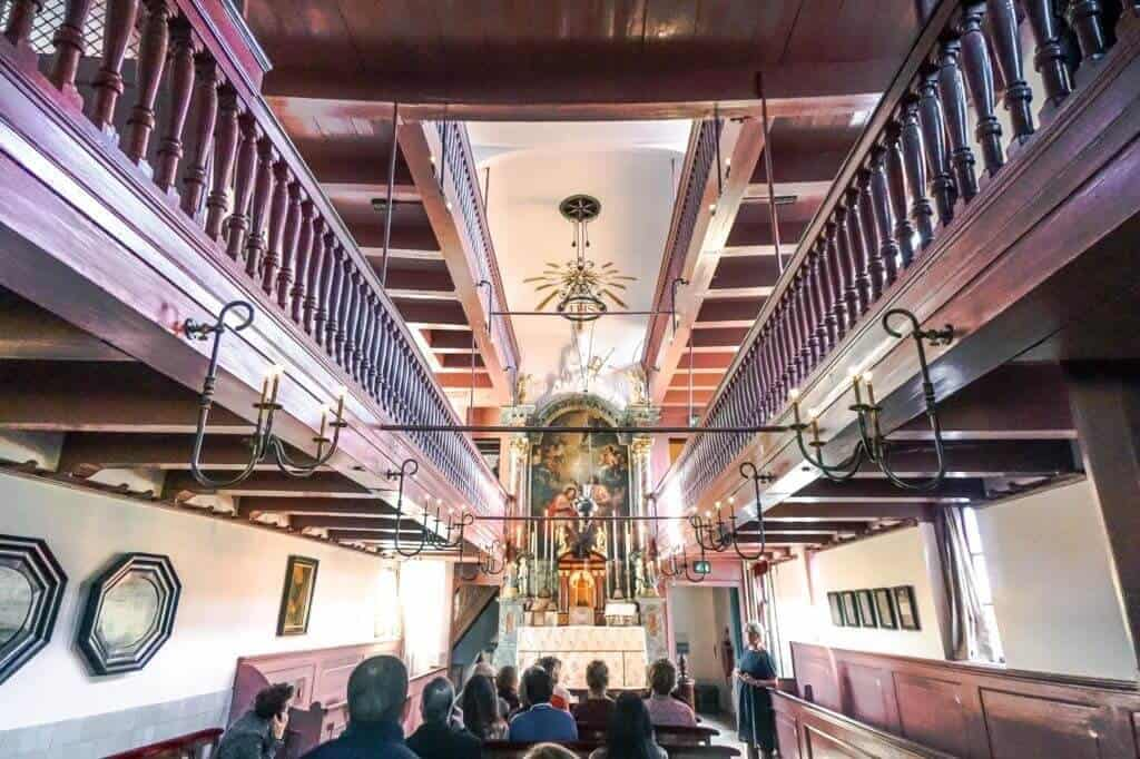 Best small museums in Amsterdam You'll Love: House museums, quirky sites and little museums to visit in Amsterdam, the Netherlands: our lord in the attic