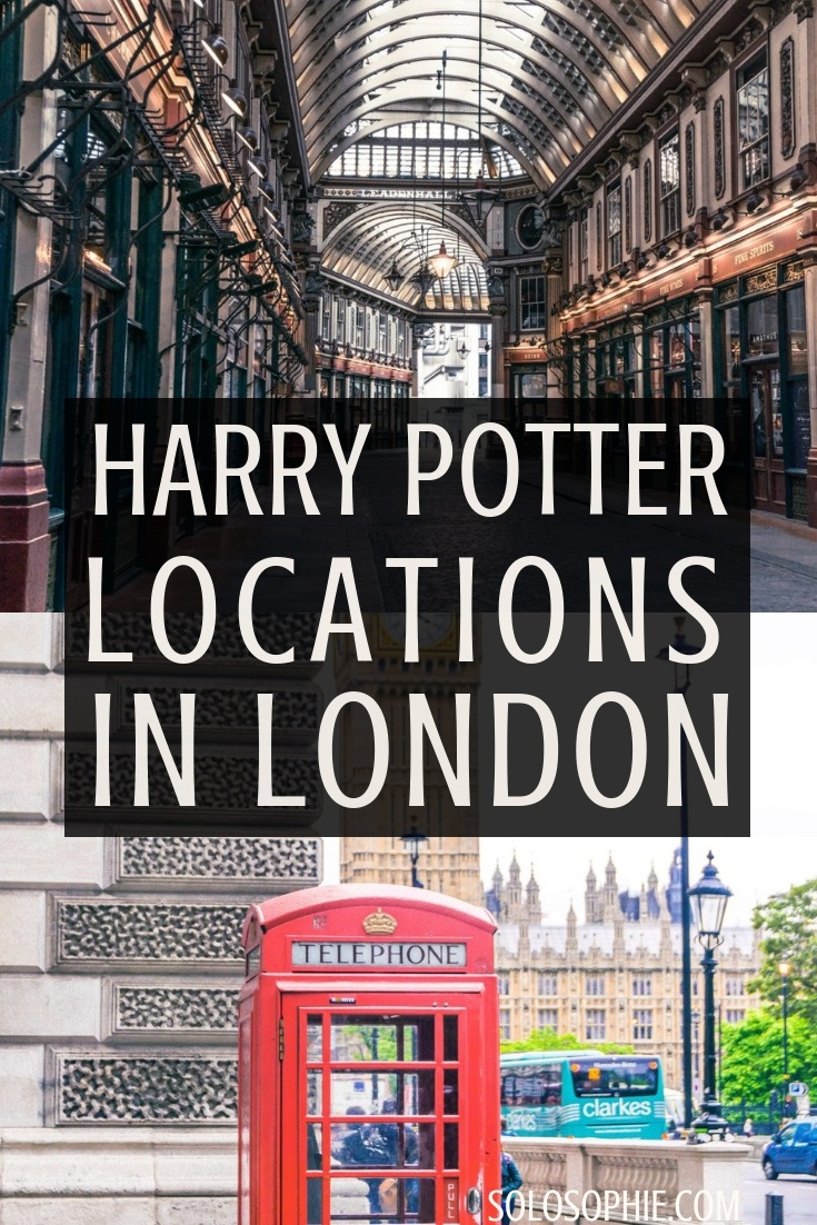 A muggles' guide to the best of Harry Potter in London. From book inspiration to filming locations to staying in a Harry Potter themed hotel, here's inspiration in London, England for Harry Potter