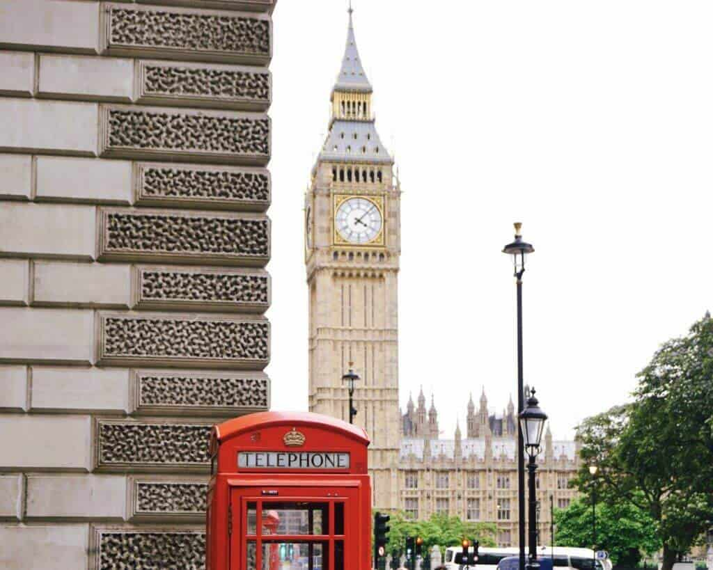 How to spend three days in London, England: your complete guide to spending 72 hours in the capital of the uk: snap a red telephone box
