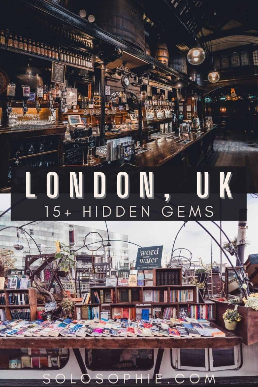 London hidden gems/ 10+ Hidden Gems & Secret Spots in London You'll Love in England