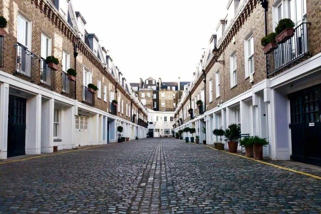 redcliffe mews, london
