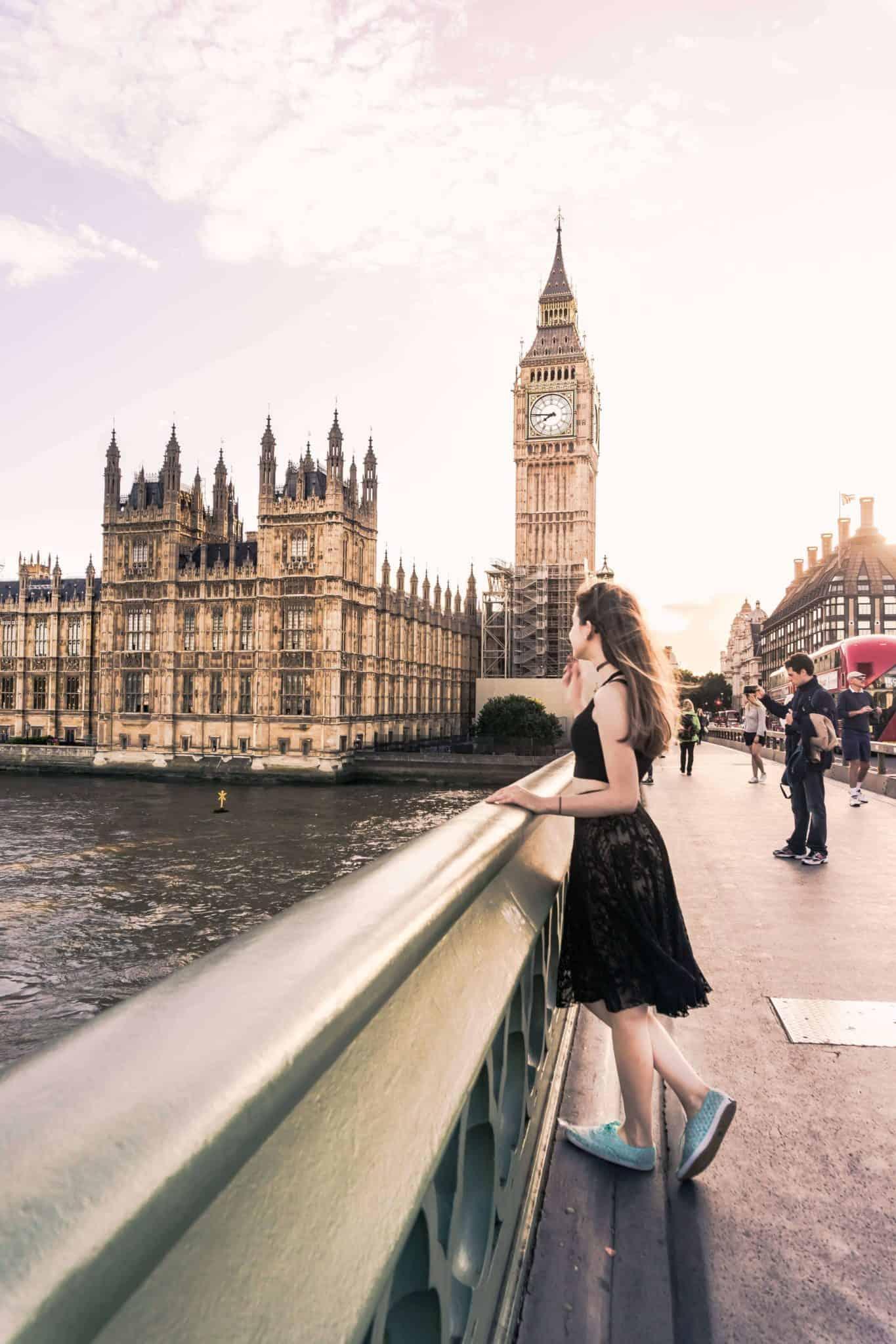 Big Ben: Three days in London guide