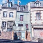 Most beautiful towns in Normandy, Northern France: Trouville-sur-mer