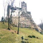 A visit to Bran Castle, Bran, Transylvania, Romania
