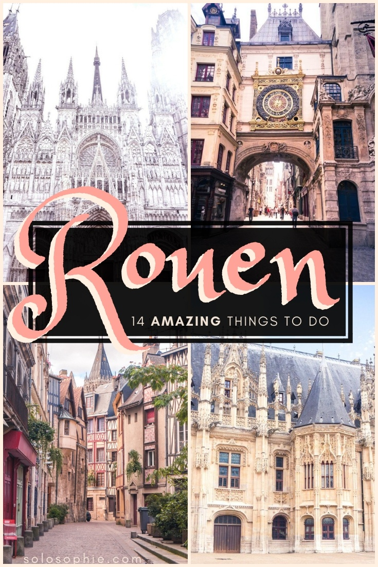 Here's a quick guide to the best things to do in Rouen, Normandy, France. Looking for attractions, ideas, and how to spend a day in Rouen? Here's where to stay, what to eat, and how to visit!