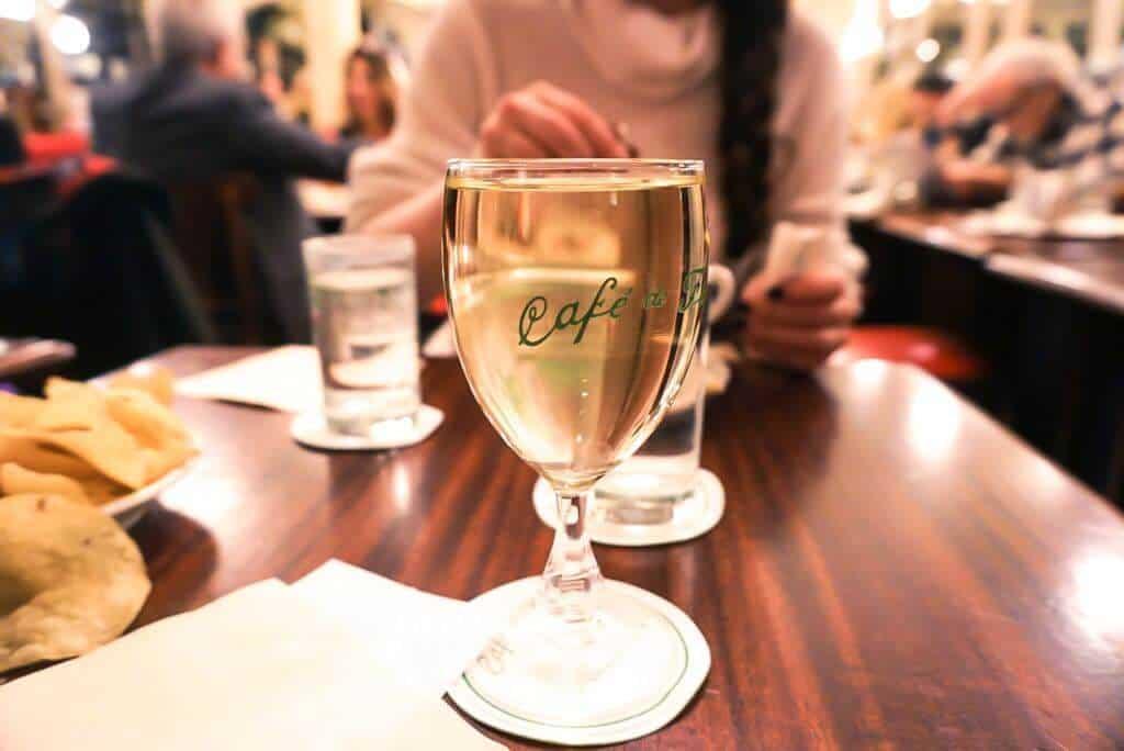 Café de Flore café review, Saint-Germain-des-Prés, Paris, France