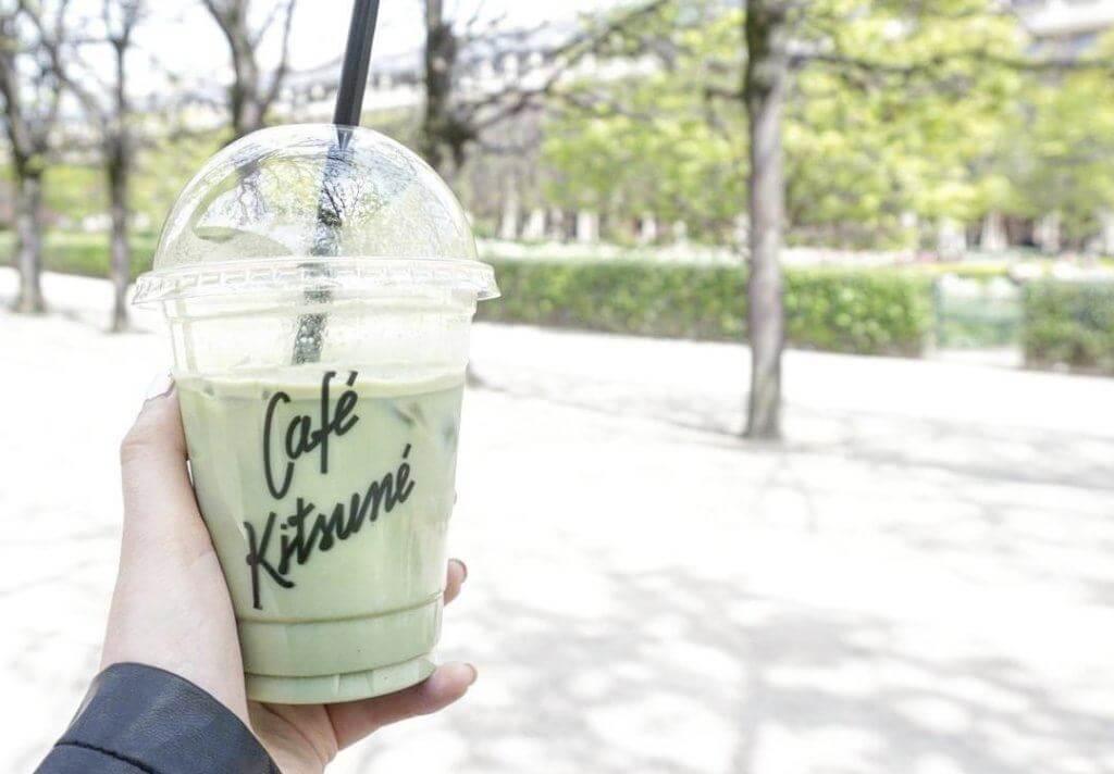 Offbeat Paris destinations: Cafeé Kitsune