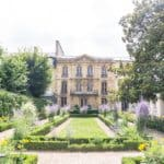 Visiting a cute house museum (former 'Hôtel Particulier') in Versailles, France- easy day trip from Paris.