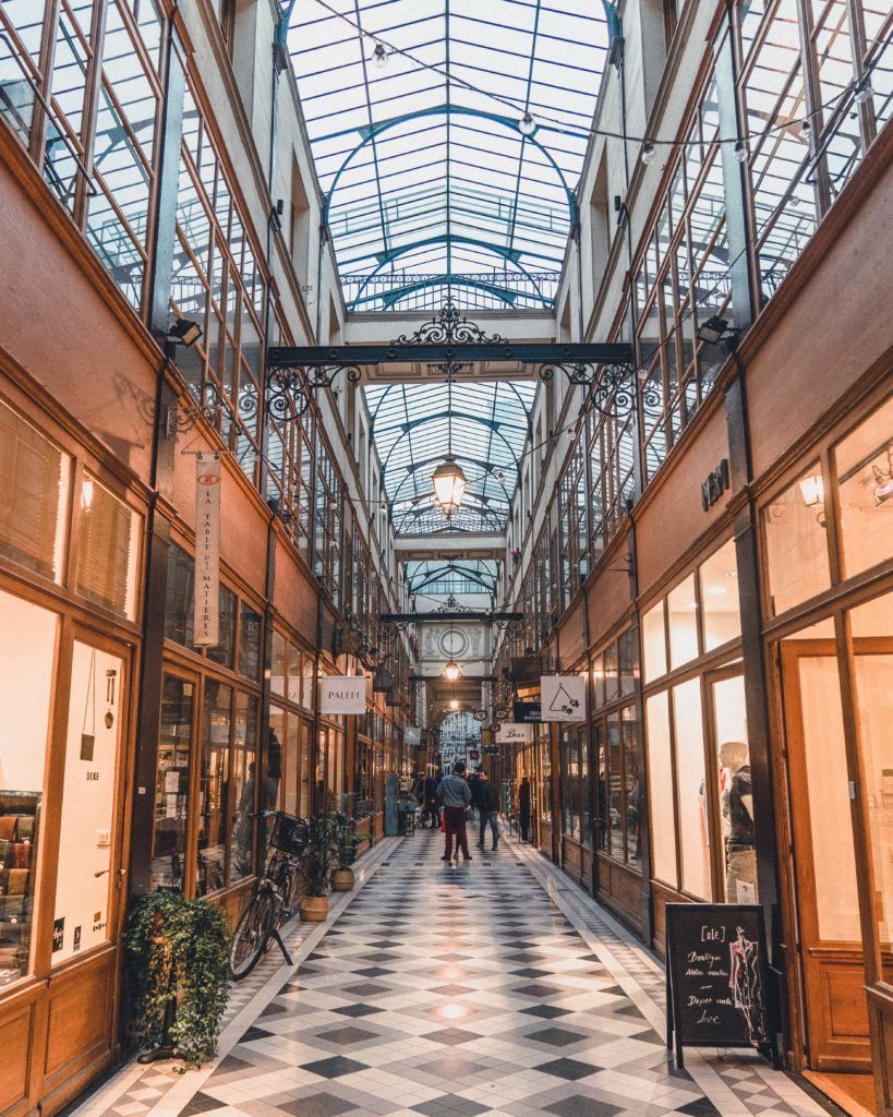 Passage du Grand-Cerf: My Secret Paris Locations