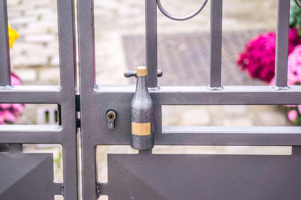 Le Clos Montmartre: a hidden and secret vineyard in the heart of Montmartre, Paris, France