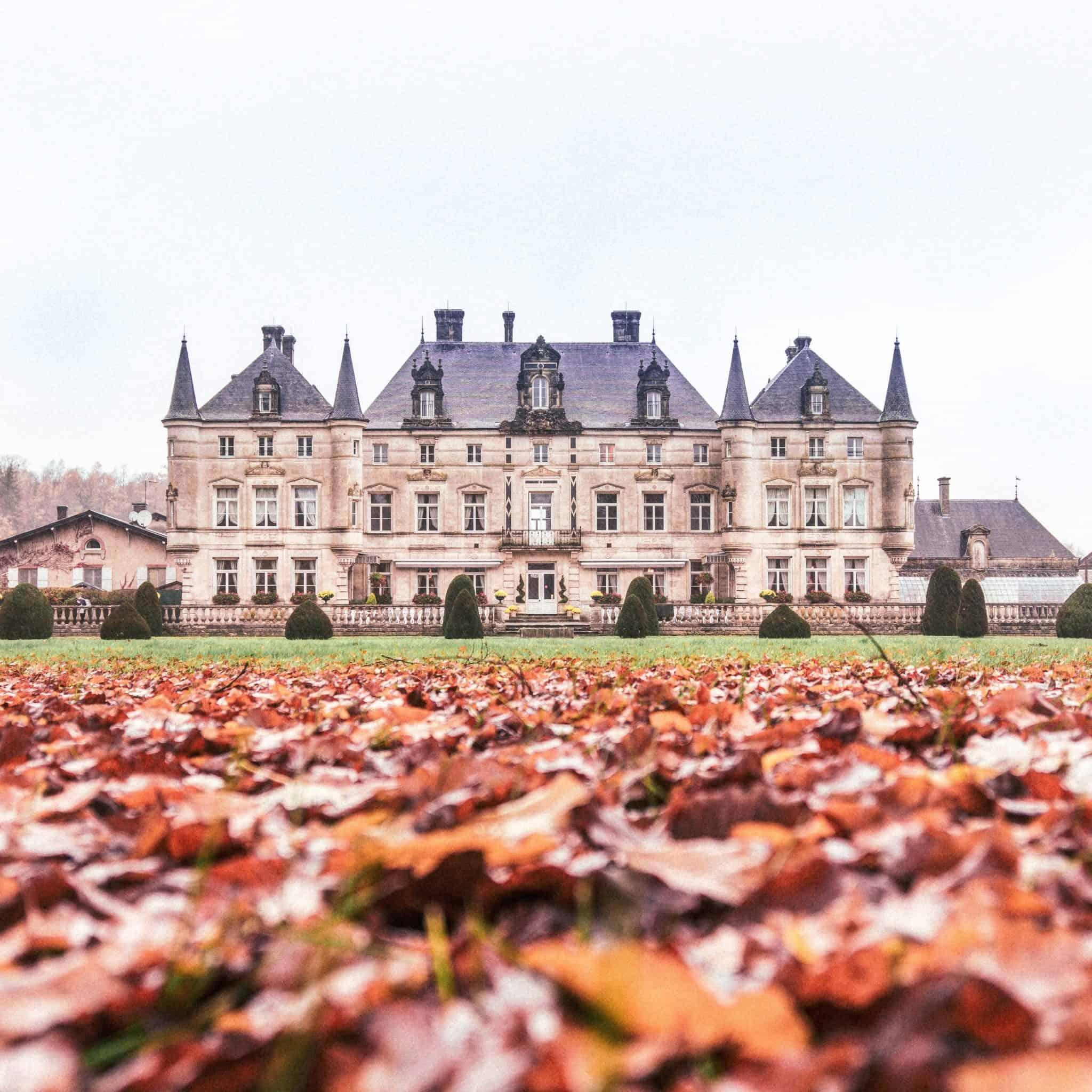 Château des Monthairons, Verdun, France
