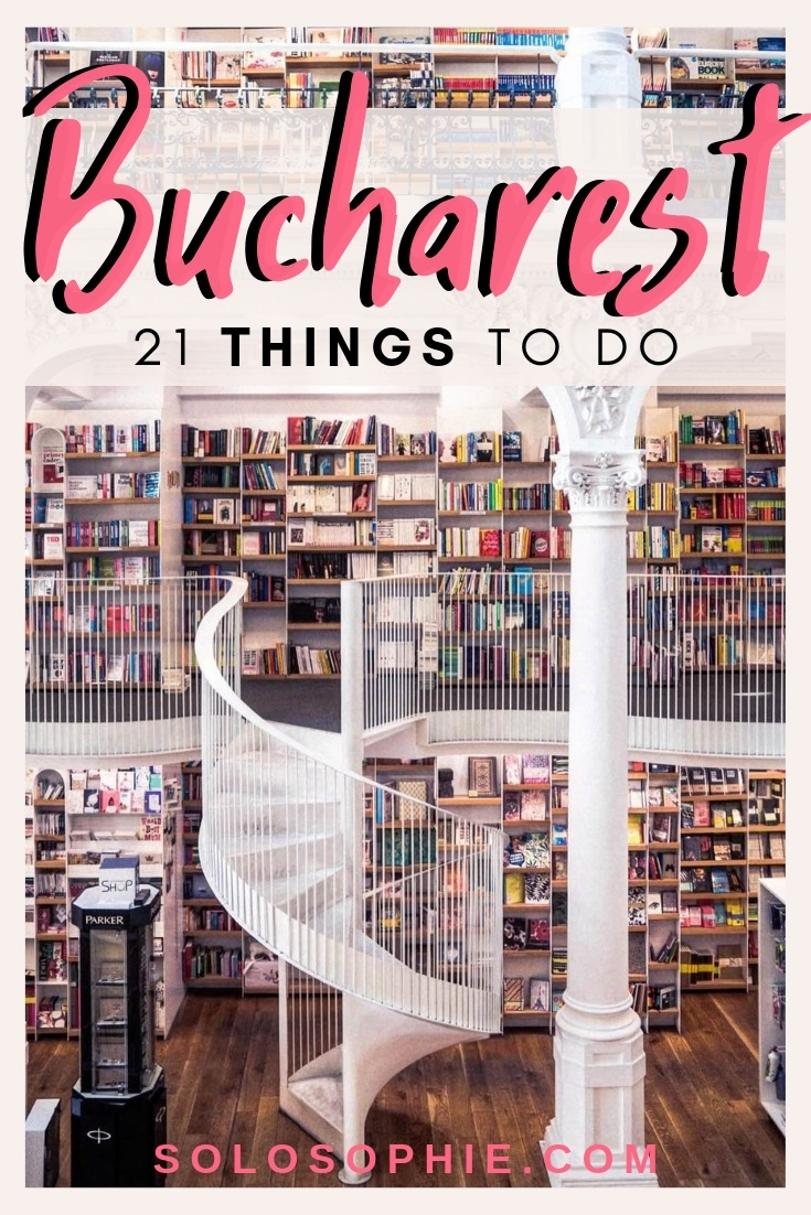 A guide to the best things to do in Bucharest Romania. Here's what to do, where to stay, how to visit and attractions in Bucharest, Wallachia, capital of Romania (including museums, impressive architecture, and sampling Romanian cuisine)