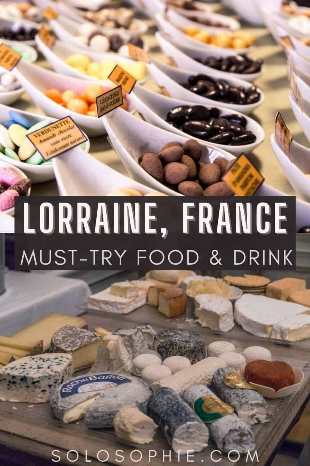Best of Lorraine France/ Must try foods in Lorraine: Mirabelle, Quiche, Wine and More