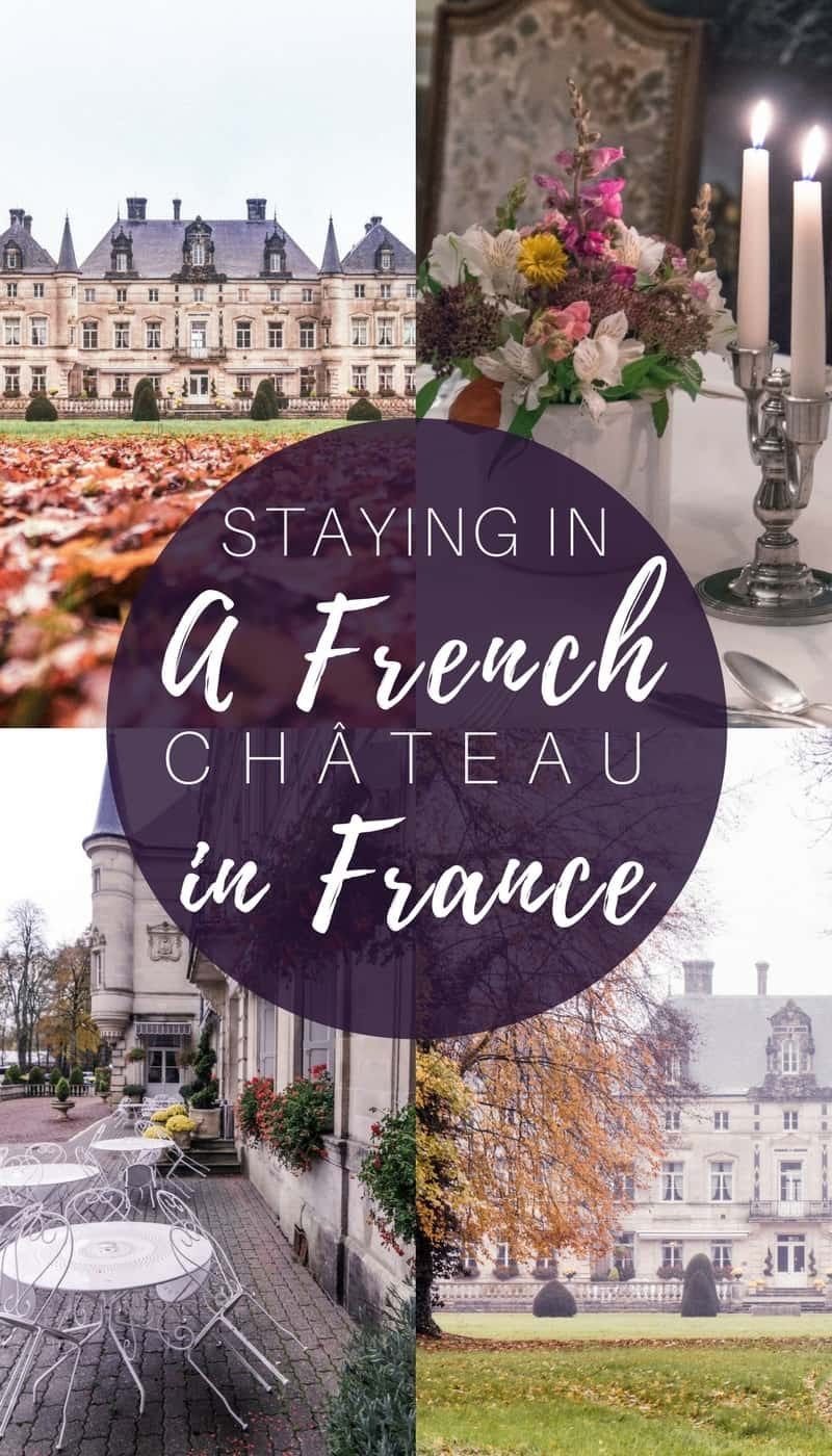 Château des Monthairons: staying in a French château in Meuse, Grand-Est, France