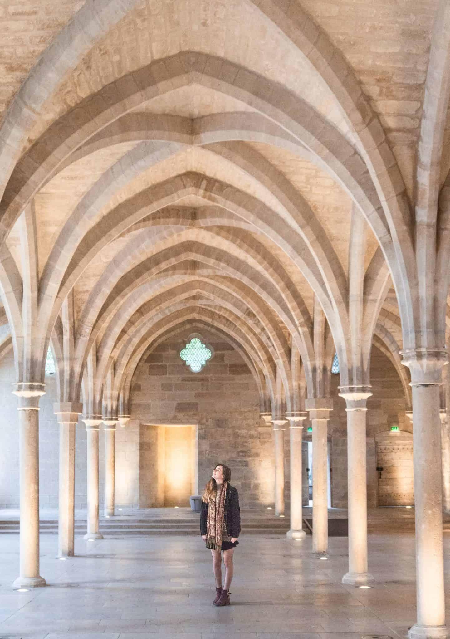 Collège des Bernardins, Rue de Poissy, Paris, France