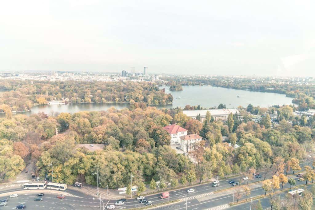 Herăstrău Park: best things to do in bucharest