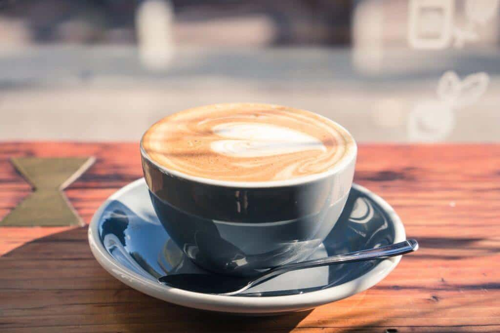 Aida coffee shop review: in search of the best rose latté in Shoreditch, London, England