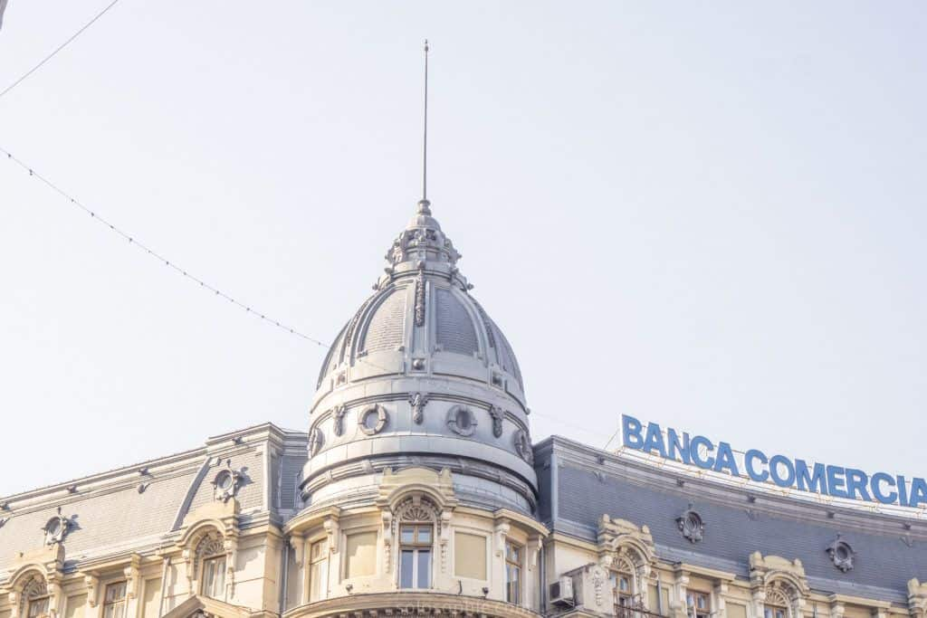 Best things to do in Bucharest: spot french architecture