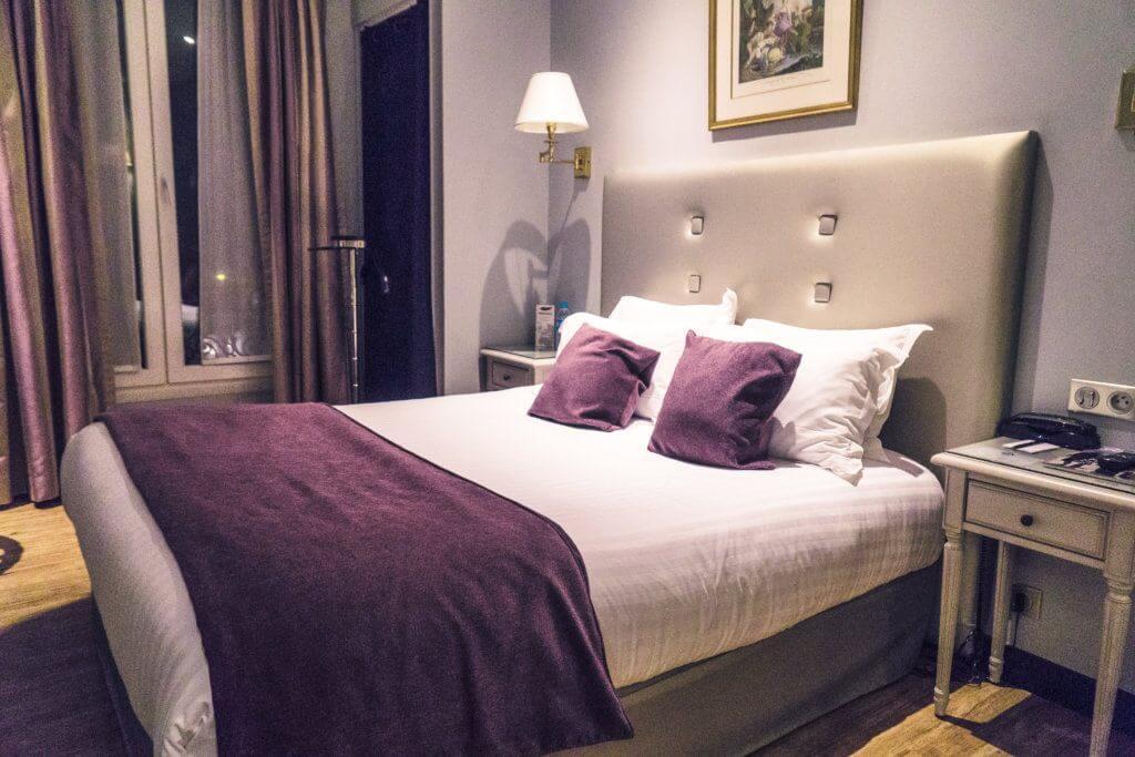 Hotel Plaza Elysées Review, 177 Boulevard Haussmann, Paris, France