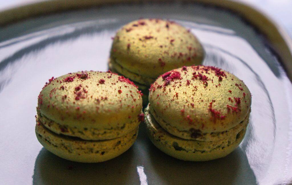 A luxury stay at One Aldwych: five-star hotel in central London, near Covent Garden, England: macarons