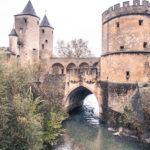 Metz things to do: see the porte des allemands