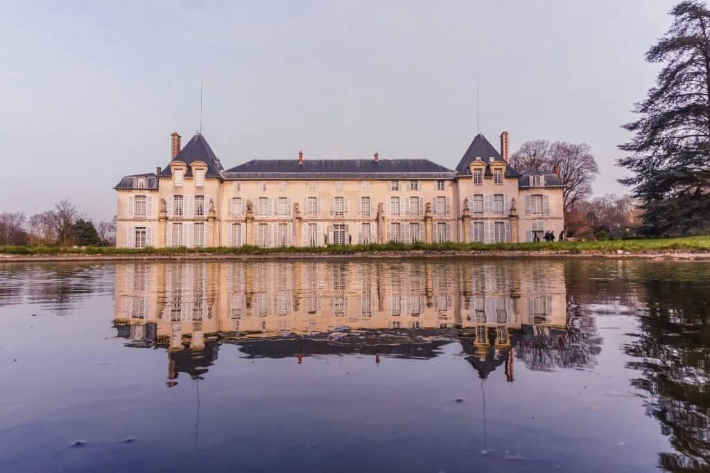 Pretty French towns near Paris: Rueil Malmaison