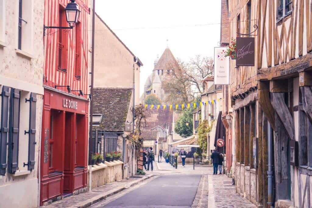 Pretty French towns near Paris: Provins