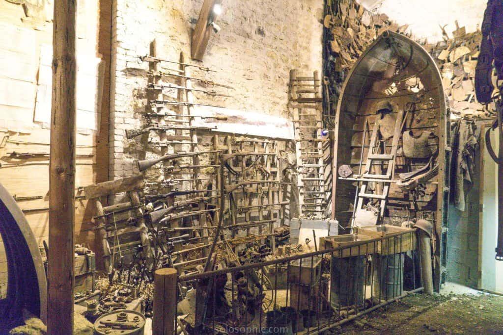 Romagne14-18 Museum,2 Rue de l'Andon, 55110 Romagne-Sous-Montfaucon, France