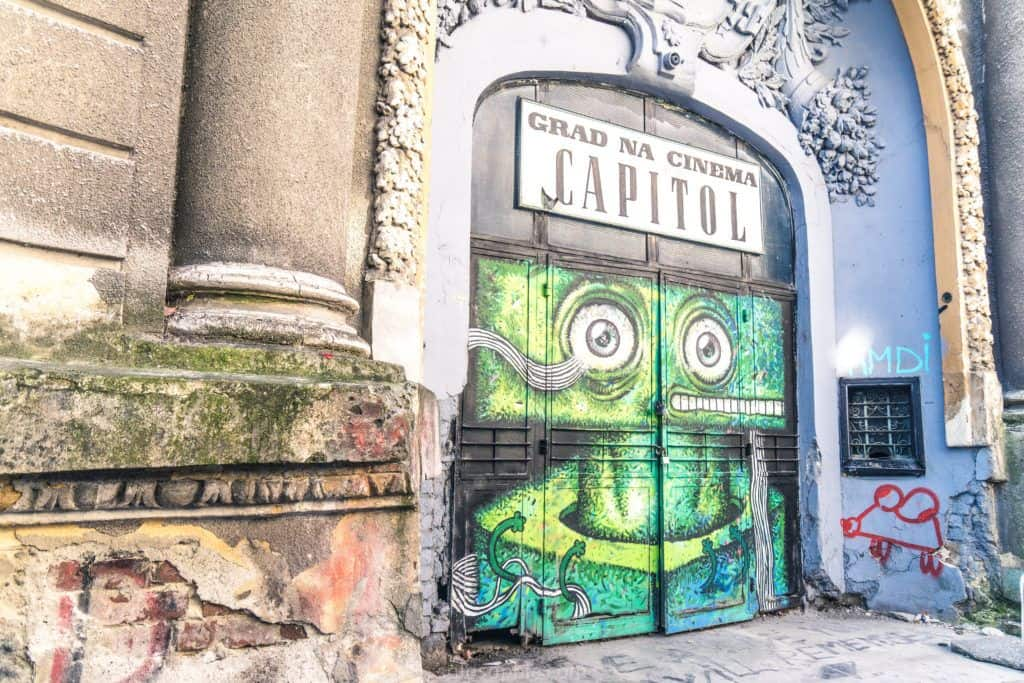 Best things to do in Bucharest, Romania: search for street art