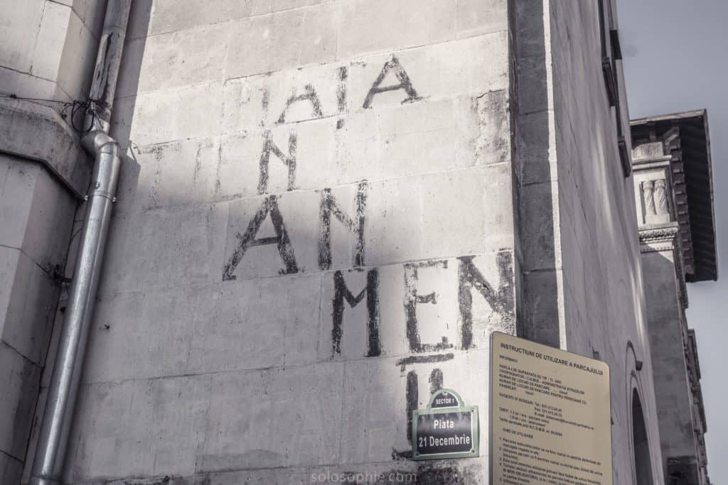 Tianamen II: Bucharest