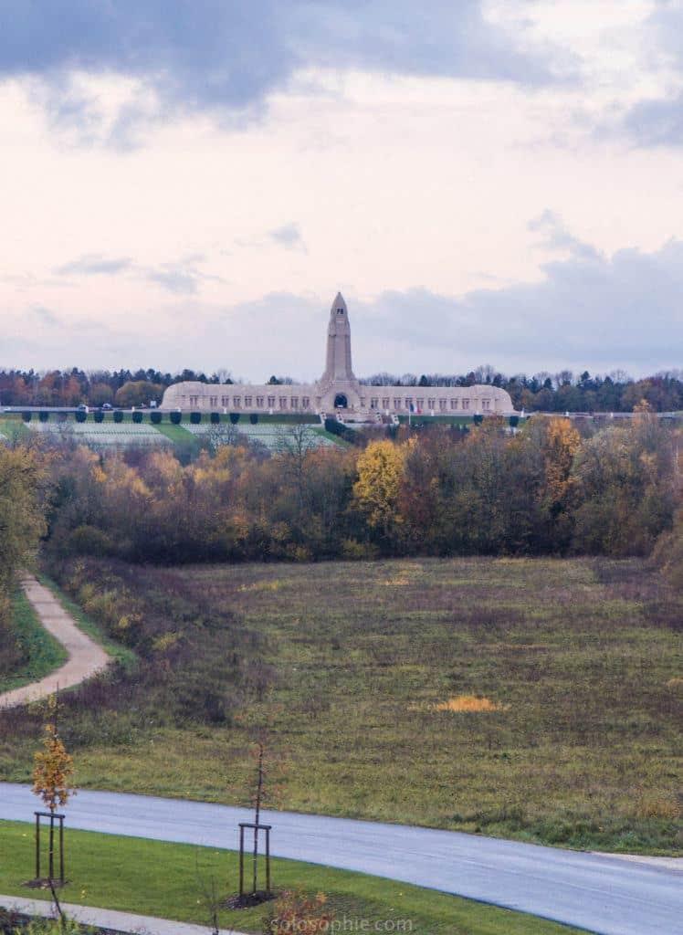 A visit to Verdun memorial and museum