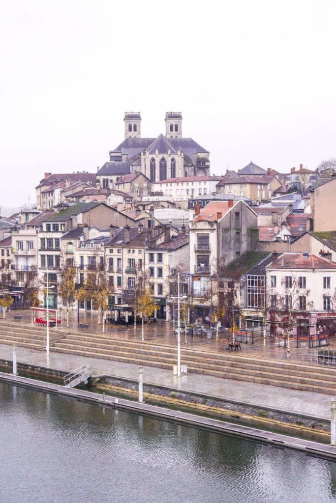 Town of Verdun, grand-Est, France
