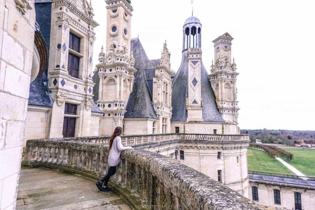 Best castles in Europe: Château de Chambord, Loire Valley, France