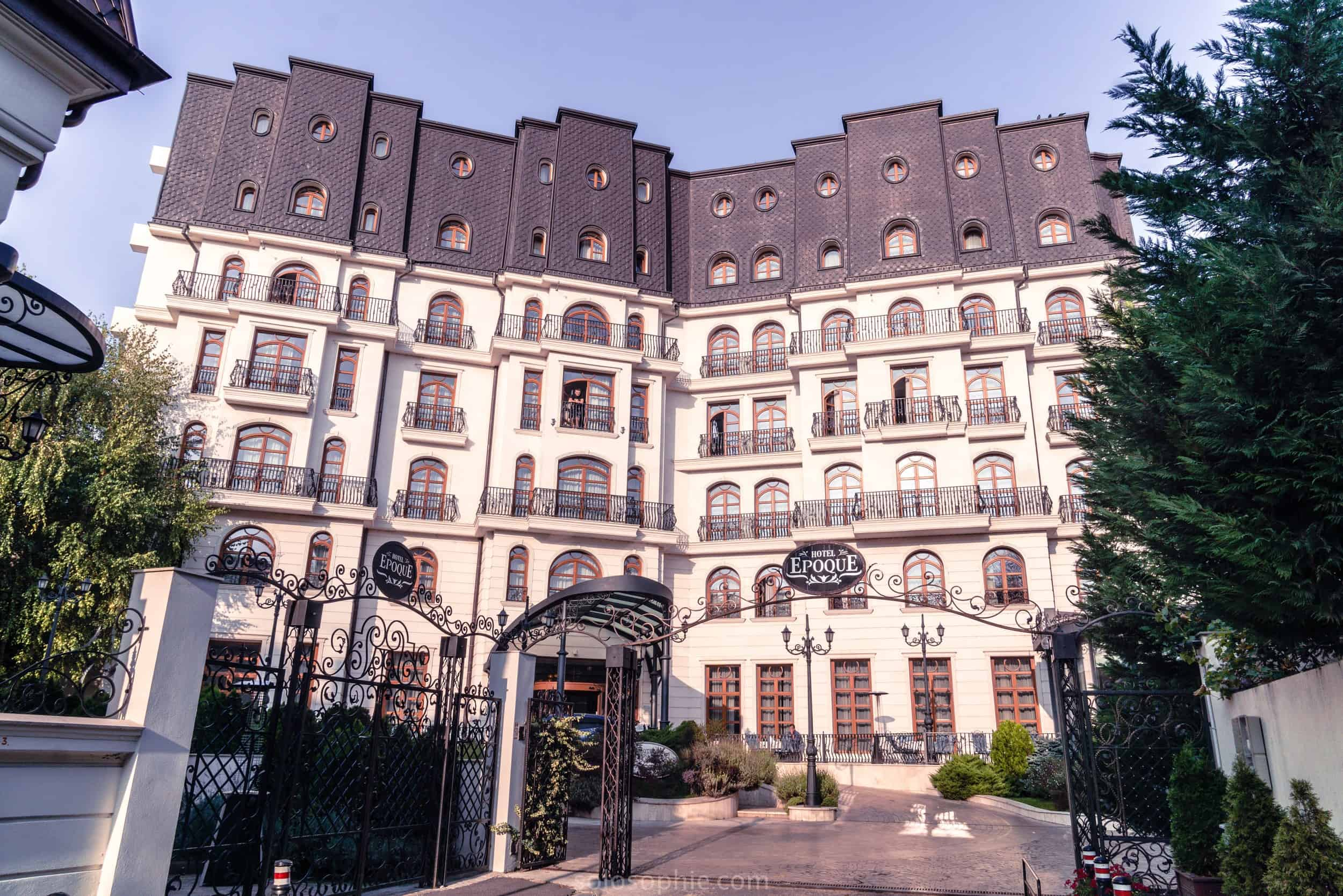 Hotel Epoque Review, Bucharest, Romania: an overall impression of staying at the luxury 5 star hotel in the heart of the city