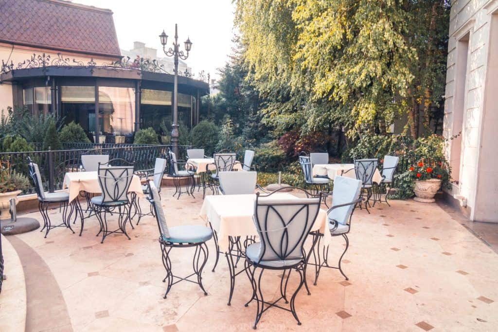 Epoque Hotel Review, Bucharest, Romania: an overall impression of staying at the luxury 5 star hotel in the heart of the city