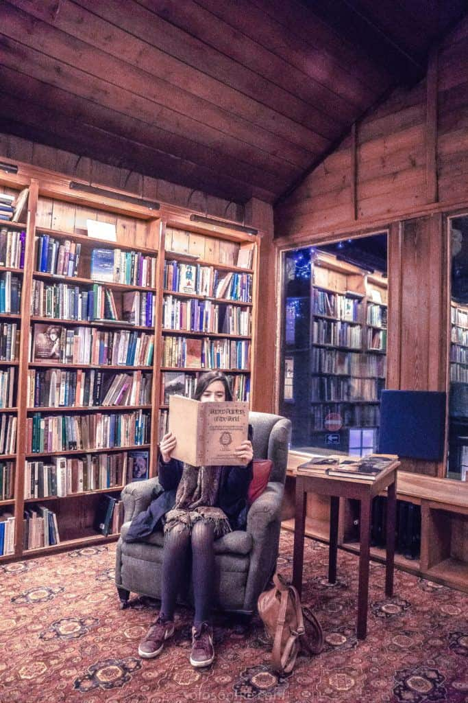 A visit to Hay-on-Wye, the book town of Wales, United Kingdom