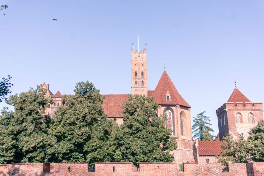 Best castles in Europe: Malbork Castle