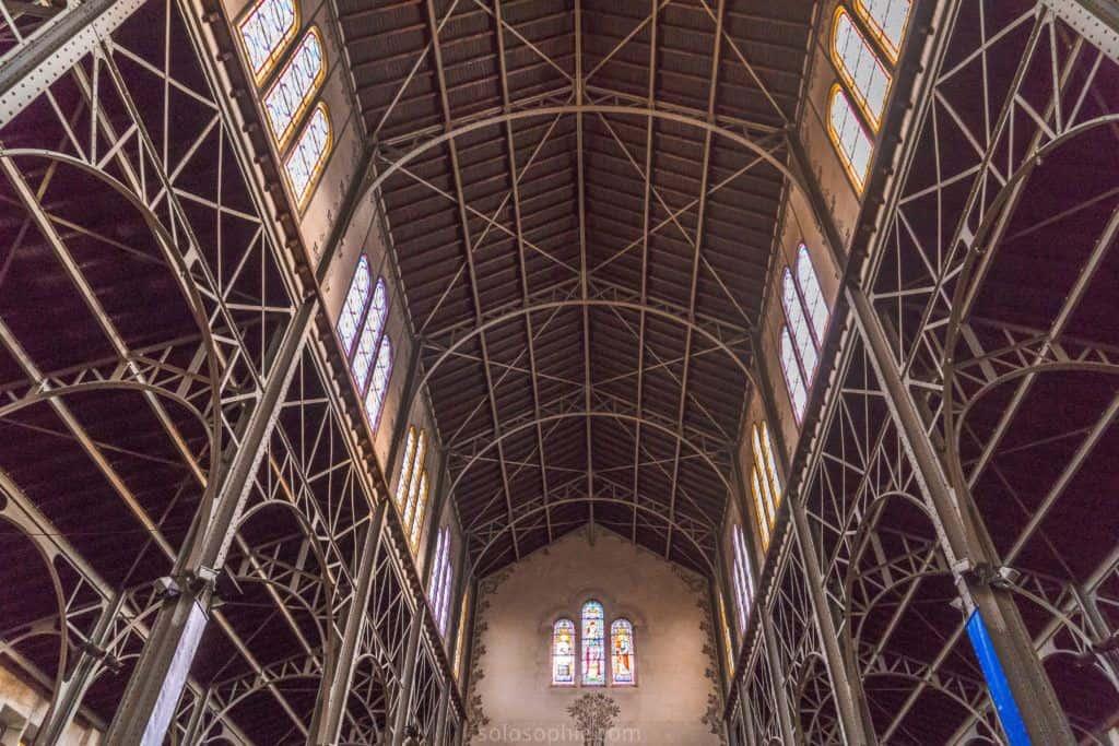 Notre Dame du Travail, 14e arrondissement, Paris: is this the quirkiest church in paris, france?